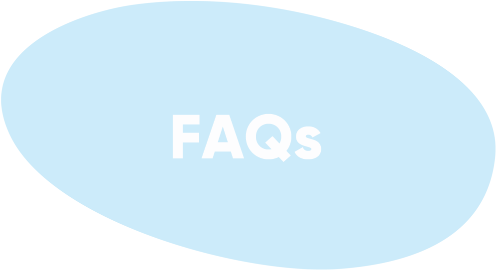 link button to frequently asked questions