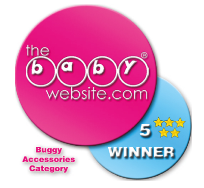 The Baby website buggy accessories winner