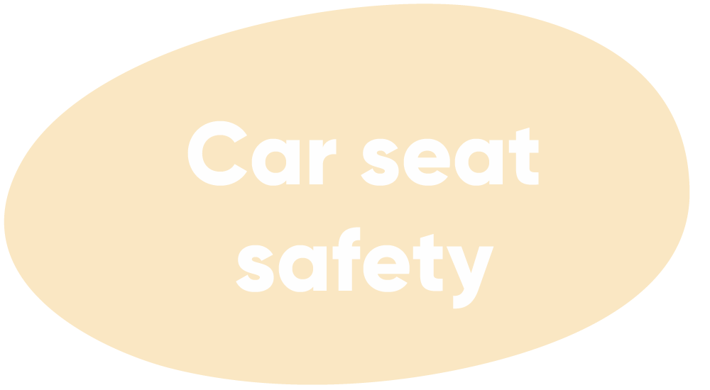 link to more information on car seat safety
