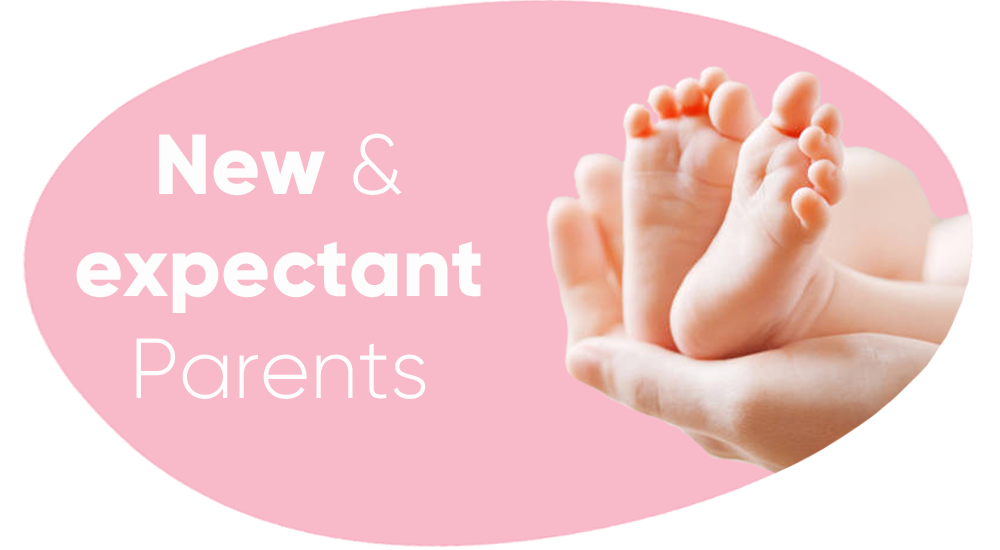 morrck for new and expectant parents on home page