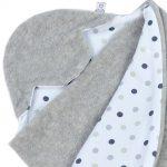 Silver Grey/Triple Grey Spot