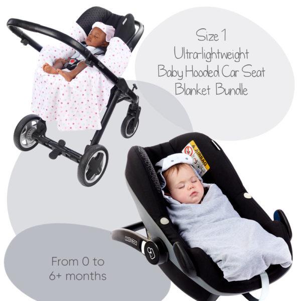 Bundle offer image size 1 morrck ultra lightweigh car seat hooded blanket