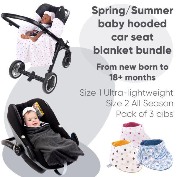 Bundle offer for spring/summer babies