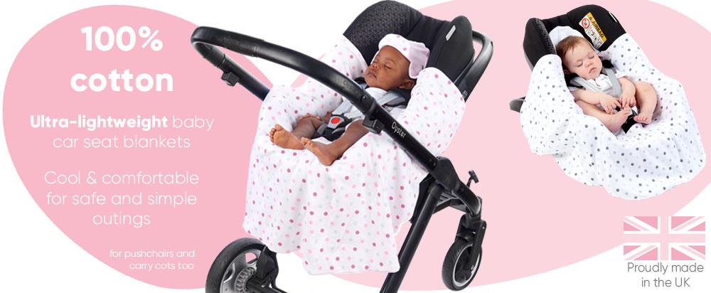 babies in morrck summer baby hoodie cotton car seat blanket